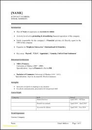 Professional Resume Samples Doc Resume Samples Doc Download New Cv format Word Free Professional Cv 36