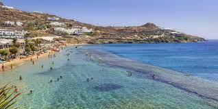 ▷ Paradise Beach auf Mykonos - Party-Strand auf Mykonos - 2021