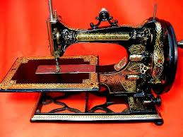 Victorian Sewing Machine Facts