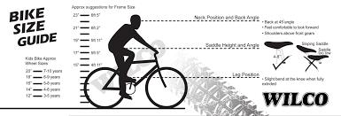 Bicycle Frame Size Chart Hybrid Frame Size Hybrid Bike Calculator Damnxgood Com