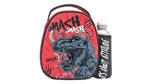 """<b>Термо-сумка</b> """"Тироназавр"""" для <b>ланч</b>-бокса с бутылочкой 500мл ..."""