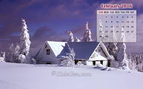 february winter backgrounds.  February Winter Landscape On February 2016  Download Or Rightclick The Image To  Save Or Set As Desktop Background Inside Backgrounds