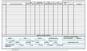 Vehicle Log Spreadsheet Maintenance Record Template Harezalbaki Co