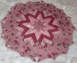 79 best Folded Star images on Pinterest   Things to do, Carpets ... & Vintage 1980's Folded Star 9 1/2