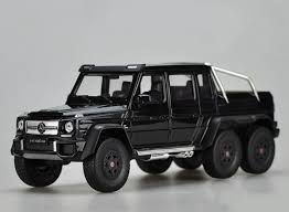 Its business is overcoming the challenges that the natural world and different weather conditions across the globe pose for its driver. 1 24 Welly Fx Mercedes Benz G Class G63 6x6 Black Diecast Model Livecarmodel Com