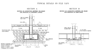 Ground Bearing Slab Design To Eurocodes At What Level Is The Grade Beam Most Effective At Pile Cap