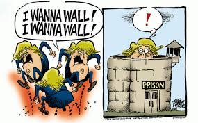 Image result for trump with 2020 prison number gif