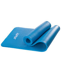 <b>Коврик</b> для йоги Ananda, синий (артикул 12237.40) - <b>Проект 111</b>