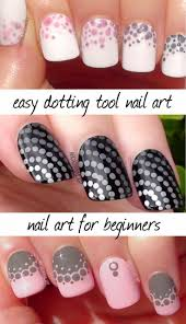 3 Dotted Nail Ideas (no tutorial, but probably an easy replica ...