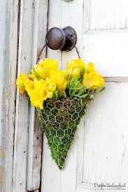 10 Ways to Use Chicken Wire in Your Dcor this Spring