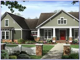 Color Schemes For House Exterior Painting  Home Design Ideas - Color schemes for house exterior