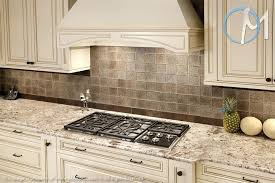 Granite Countertops And Backsplash Ideas Custom Inspiration