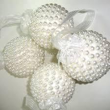 Pearl Balls Decoration Best Pomander Balls Products on Wanelo 3
