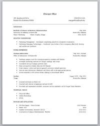Resume With No Job Experience Amazing 3719 Sample Resume For College Student With No Job Experience Fieltronet