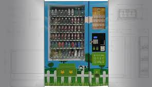 Bottle Vending Machine Simple Can And Bottle Vending Machines Smart Beverage Vending Machines