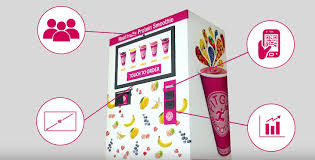 Smoothie Vending Machine Extraordinary Entry 48 By Lucamp For Create Animation Video For Fitgo Smoothie