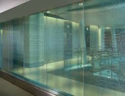laminated glass panel for interior printed custom