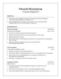 Resume Outlines Examples 12 Free High School Student Resume Examples For Teens