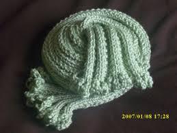 Spring Green Skinny Scarf pattern by Pamela R. Murphy - Ravelry