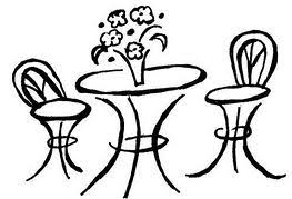 Image result for fancy lunch clip art