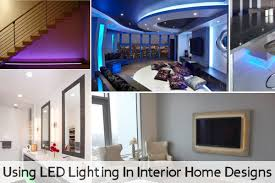 led light design for homes
