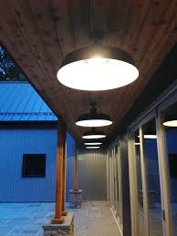 these six american made pendants were hand crafted and customized with a black finish and 6 stem the led options include 1250 lumen led and domed lens