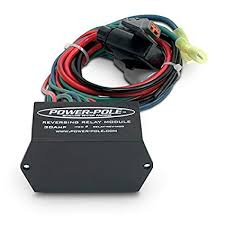 amazon com power pole reversing relay module sports & outdoors power pole wiring diagram for office at Power Pole Wiring Diagram