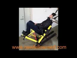 emergency stair chair. ELECTRIC CLIMBING CHAIR Electric Foldable Emergency Evacuation Stair Chair Stretcher In China - YouTube