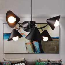 led modern pendant lamps american industrial vintage pendant lights fixture home indoor loft dining room living room lighting hanging light modern hanging