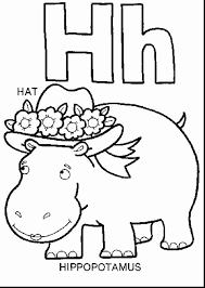 20 Best Collections Of Hippo Coloring Pages Kido Coloring