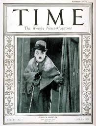 Oh, how Time has changed! Charlie Chaplin Time Magazine 1925 Cover |  Charlie chaplin, Chaplin, Time magazine