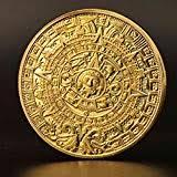 1pcs Mayan Aztec 3D Commemorative Coin Maya ... - Amazon.com