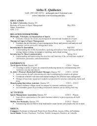 Aisha Quinones Resume (slideshare version)