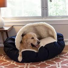 Image of: Beautiful Sherpa Dog Bed