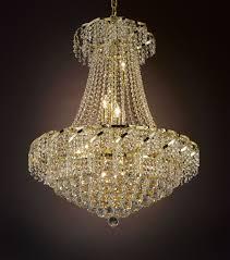 cjd ck cg 2173 26 french empire crystal chandelier