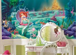 Little Mermaid Bedroom Decor Bedroom Decor Ideas And Designs How To Decorate A Disneys