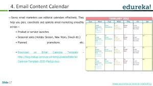 Marketing Calendar Template Download Email Excel Plan