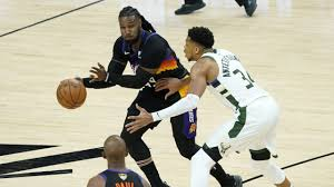Fox sports analyst chris broussard broke down how the suns can defeat the bucks in game 6 on fs1's first things first on monday. Live Updates Phoenix Suns Take On Milwaukee Bucks In Nba Finals Game 1