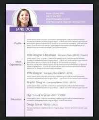 Modern Resume Samples Unique Resume Samples Stunning Creative Resume ...