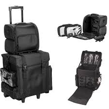 here for more info professional rolling makeup case w drawers black diamond professional soft sided rolling
