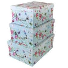 Cheap Decorative Storage Boxes Decorative Boxes Storage Organisers eBay 2
