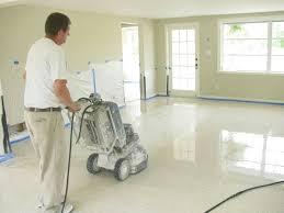 terrazzo floors cleaning