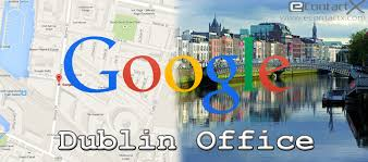 google dublin office. google dublin office contact phone number address