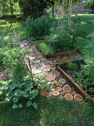 Small Picture 40 Really Clever DIY Garden Path Ideas