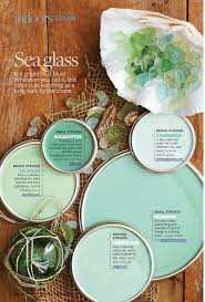 better homes and gardens paint. sea glass teal paint palette better homes and gardens o