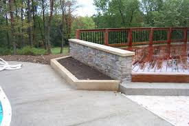 retaining walls pillars by brandon