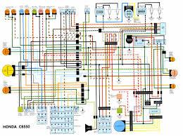 cb550 1971 Honda 750 Four Wiring Diagram 78 Honda 750 Wiring Diagram