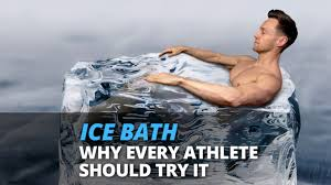 ice bath the benefits and how to make