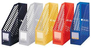 Cardboard Magazine File Holders File Magazine Holder For Easy Organizing Office Architect 49