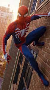 Spiderman Ps 4 Wallpaper